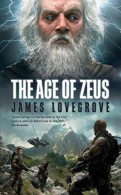 The Age of Zeus by James Lovegrove image