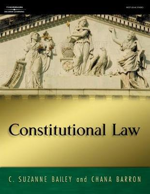 Constitutional Law by Chana Barron image