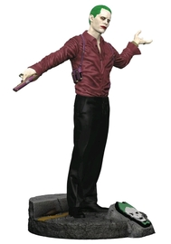Suicide Squad Joker Finders Keypers Statue