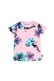 Bonds Short Sleeve Jersey T-Shirt - Toucan Party (0-3 Months)