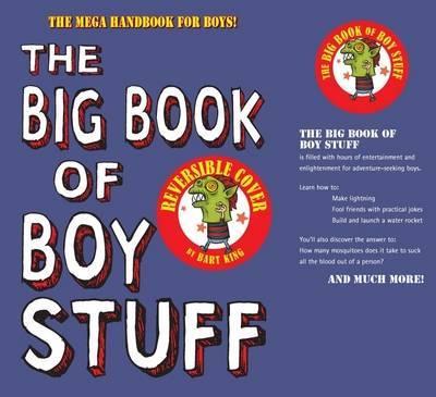 Big Book of Boys Stuff by Bart King