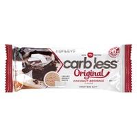 Horleys Carb Less Original Bars - Coconut Brownie 55g Single Bar