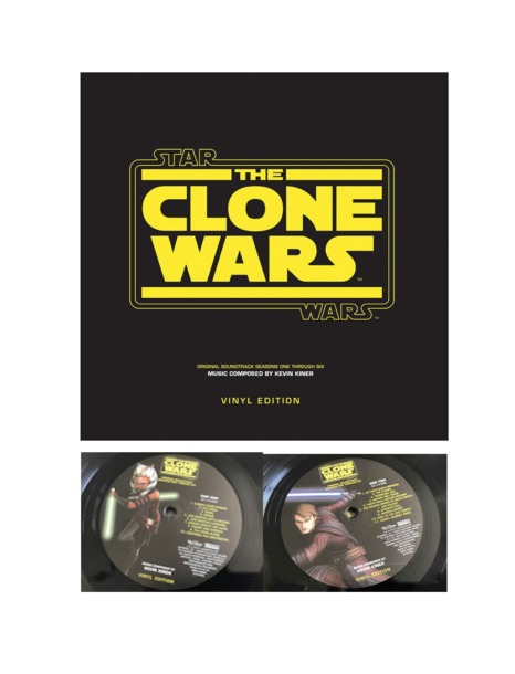 Star Wars - The Clone Wars by KINER
