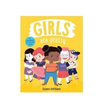 Girls are Pretty by Susann Hoffmann