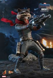 "Avengers: Endgame - Rocket - 6"" Articulated Figure"