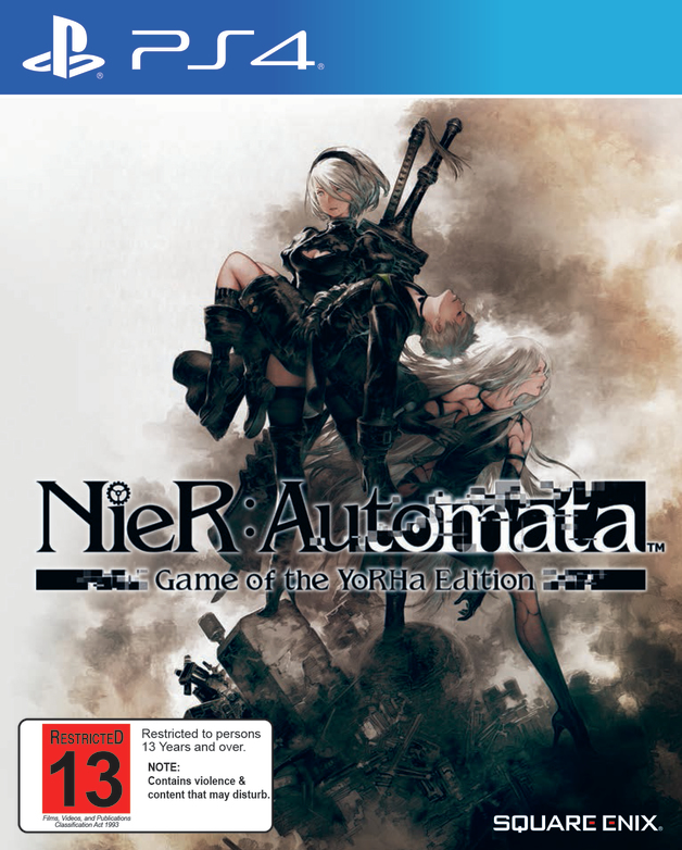 Nier: Automata Game of the YoRHa Edition for PS4