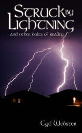 Struck By Lightning and Other Bolts of Reality by Cyd Webster image