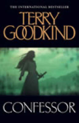 Confessor by Terry Goodkind image