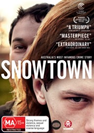 Snowtown on DVD