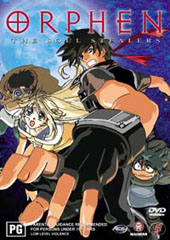Orphen 5 - The Soul Stealers on DVD