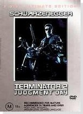 Terminator 2: Judgment Day - Ultimate Edition on DVD