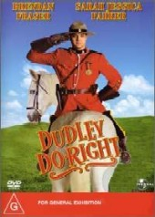 Dudley Do Right on DVD