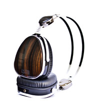 LSTN Troubadours Headphones - Ebony Wood