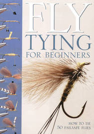 Fly-tying for Beginners by Peter Gathercole image