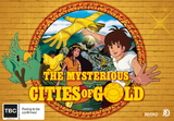 Mysterious Cities Of Gold Complete Collection on DVD