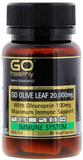 Go Healthy GO Olive Leaf 20000mg (30 Capsules)