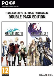 Final Fantasy Double Pack Edition (FF III & FF IV) for PC Games