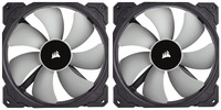 Corsair ML140 140mm Premium Magnetic Levitation Fan - Twin Pack