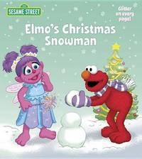 Elmo's Christmas Snowman by Naomi Kleinberg