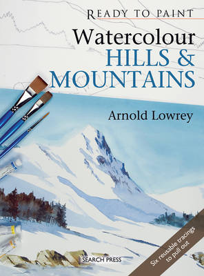 Watercolour Hills and Mountains by Arnold Lowrey