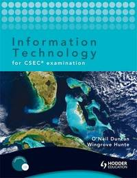 Information Technology for CSEC by Duncan O'Neil image
