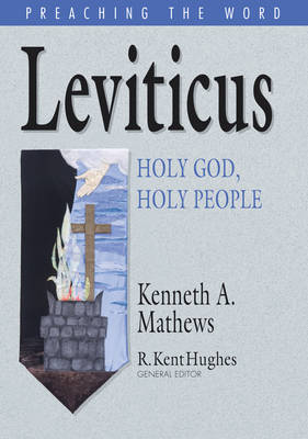 Leviticus by Kenneth A Mathews image