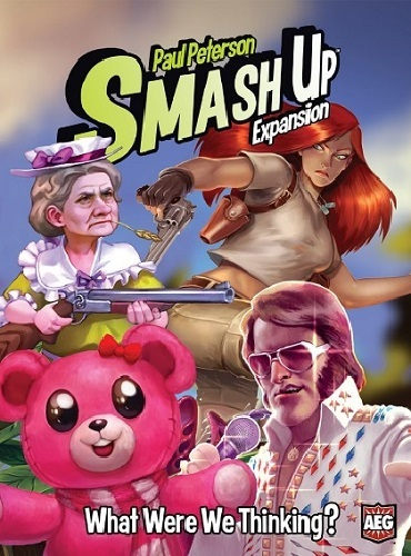 Smash Up: What Were We Thinking - Expansion Set