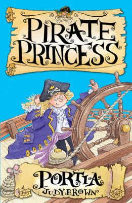 Portia the Pirate Princess by Judy Brown image