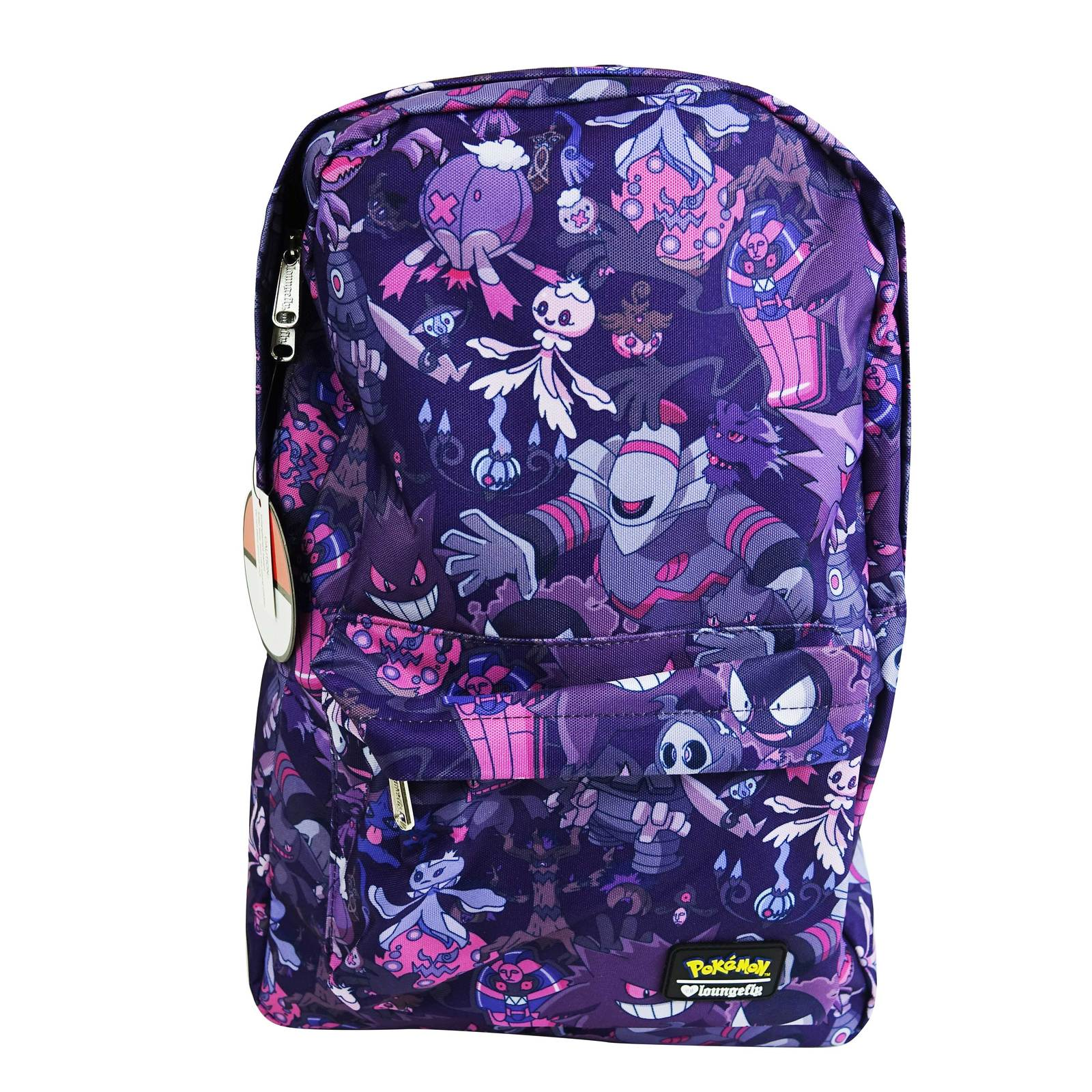 Loungefly Pokemon Ghost Generations Backpack image