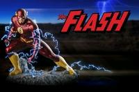 DC Comics: Flash (New 52) - 1:6 Scale Metallic Statue