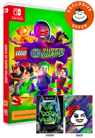 LEGO DC Super Villains for Switch