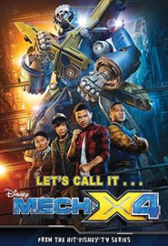 Let's Call It...Mech-X4 by Disney Book Group