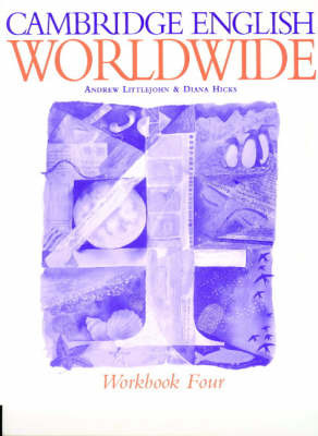 Cambridge English Worldwide Workbook 4 by Andrew Littlejohn image