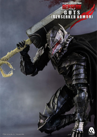 Berserk: Guts (Berserker Armour) - 1:6 Scale Action Figure