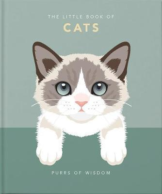 The Little Book of Cats by Orange Hippo!