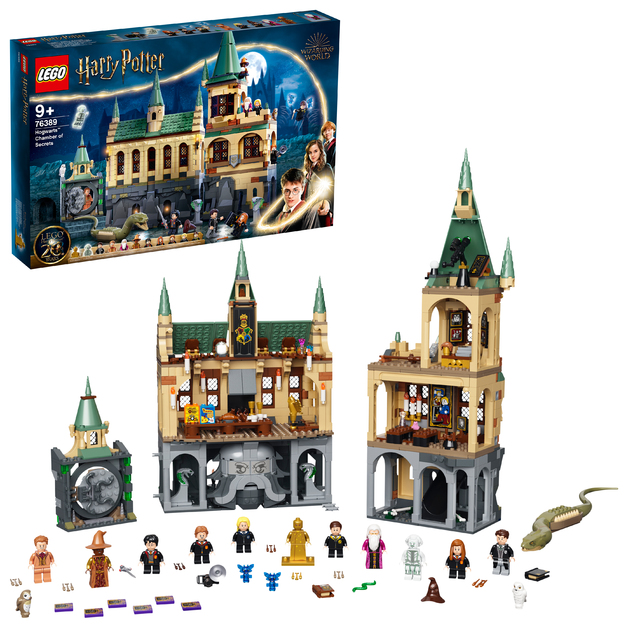 LEGO Harry Potter: Hogwarts - Chamber of Secrets (76389)