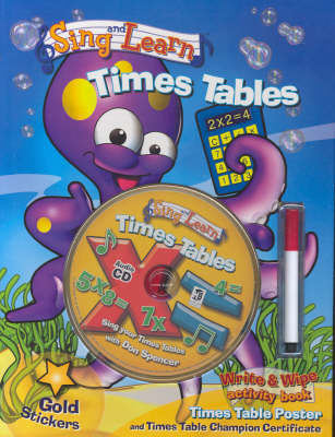 Sing and Learn Times Table image