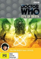 Doctor Who (1979) - City of Death (2 Disc) on DVD