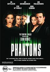 Phantoms on DVD