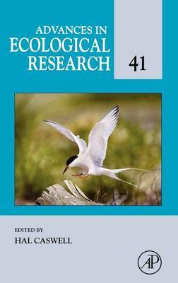 Advances in Ecological Research: Volume 41 image