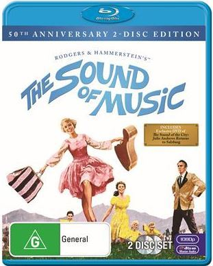 Sound Of Music: 50th Anniversary on Blu-ray image