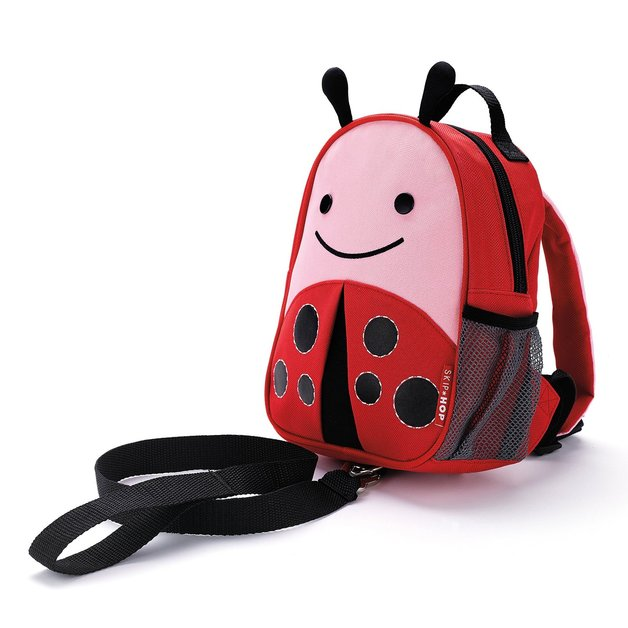 Skip Hop: Zoo-Let Backback Harness - Ladybug