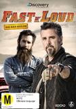 Fast N' Loud: Big Bad Builds on DVD