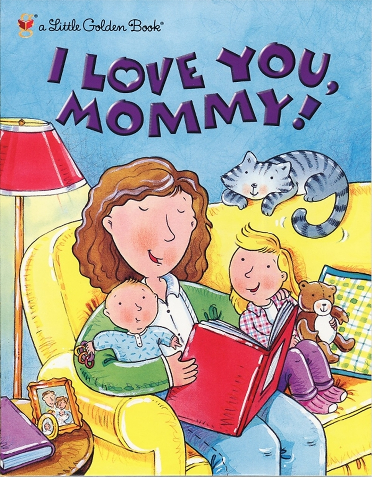 LGB:I Love You, Mommy! by Edie Evans image