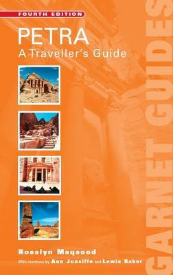 Petra: A Traveller's Guide by Rosalyn Maqsood image