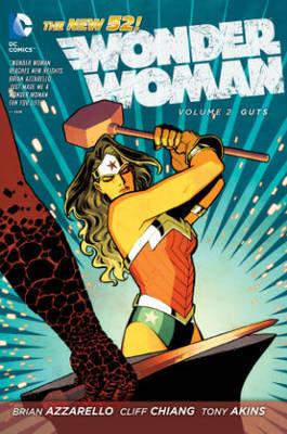 Wonder Woman Vol. 2 by Brian Azzarello image