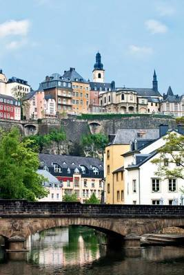 Old Town Luxembourg Journal by Cool Image