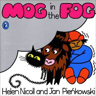 Mog in the Fog by Helen Nicoll image