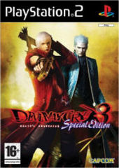 Devil May Cry 3 Dante's Awakening Special Edition for PlayStation 2