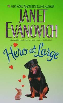 Hero at Large by Janet Evanovich image